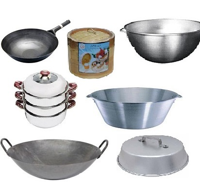 Chinese Cook-Ware