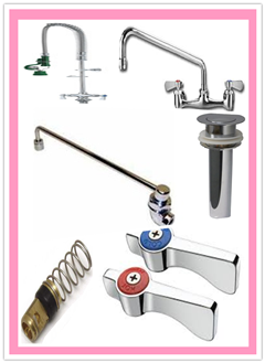 Part for Sink and Faucet