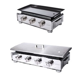 Outdoor Gas BBQ burner