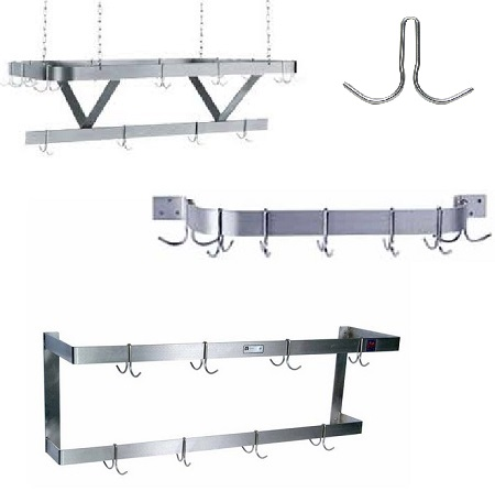 Bar Pot Rack